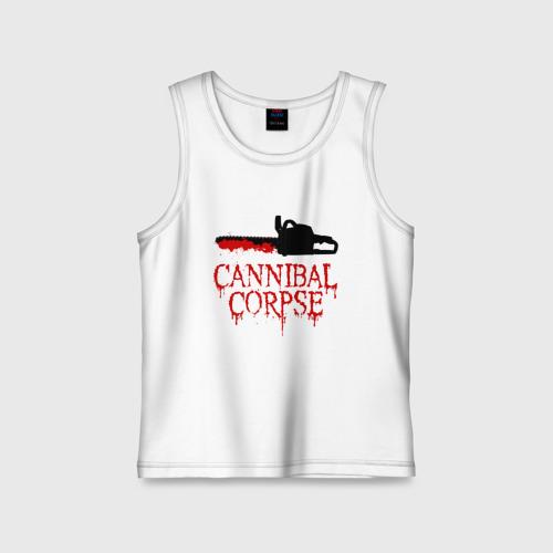Детская майка хлопок Cannibal Corpse | Труп Каннибала (Z) Фото 01