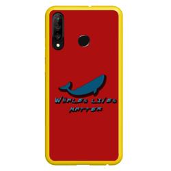 Whales lives matter