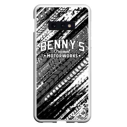Чехол для Samsung S10E Benny's Original Motorworks Фото 01