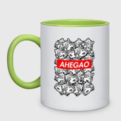 Ахегао эмодзи