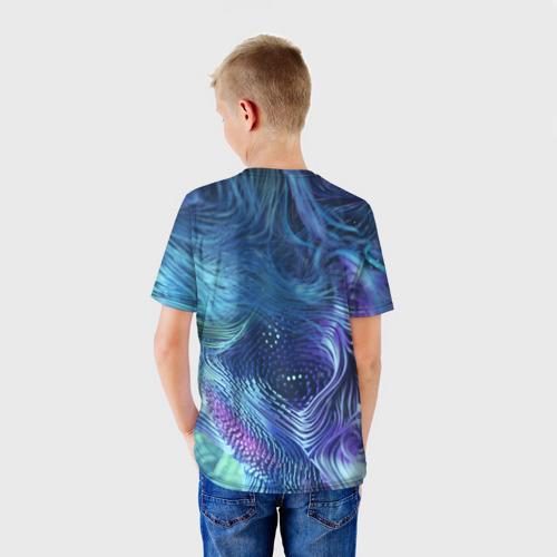 Детская футболка 3D Абстракция Фото 01