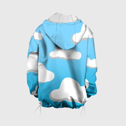 Детская куртка 3D Небо Фото 01