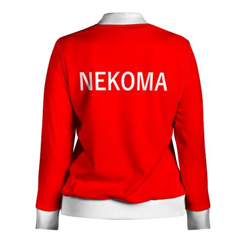 Женская олимпийка 3D НЕКОМА 2   NEKOMA Фото 01