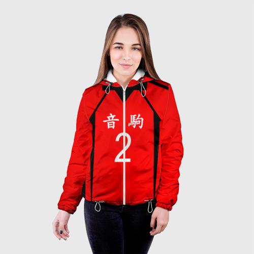 Женская куртка 3D НЕКОМА 2   NEKOMA Фото 01