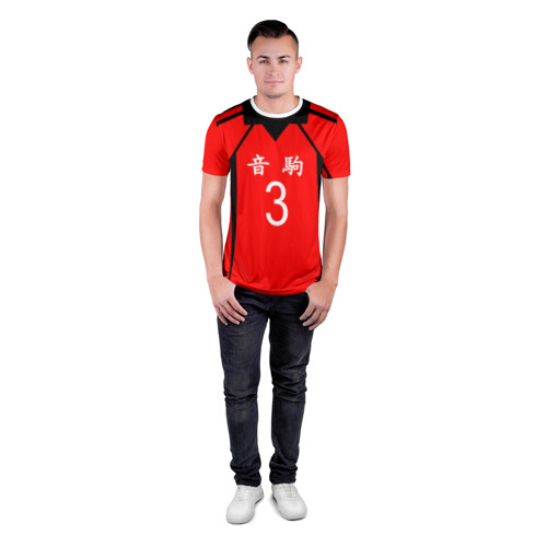 Мужская футболка 3D спортивная НЕКОМА 3   NEKOMA Фото 01