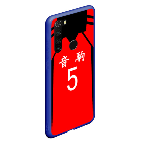 Чехол для Xiaomi Redmi Note 8T НЕКОМА 5 | NEKOMA Фото 01