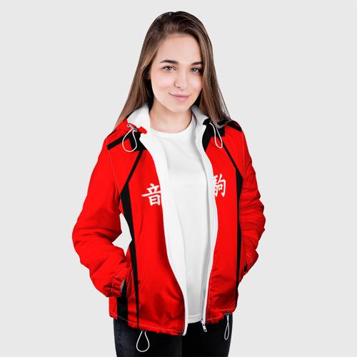 Женская куртка 3D НЕКОМА 5 | NEKOMA Фото 01