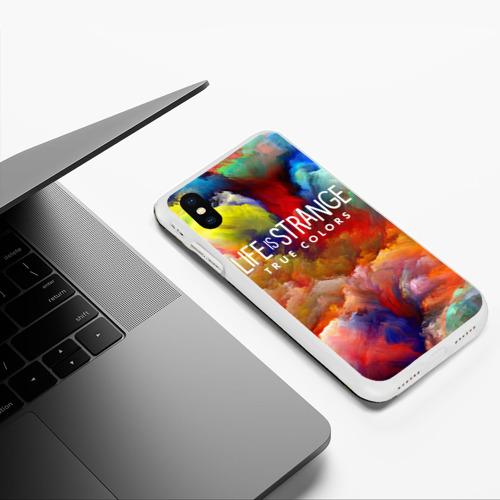 Чехол для iPhone XS Max матовый Life is Strange True Colors  Фото 01