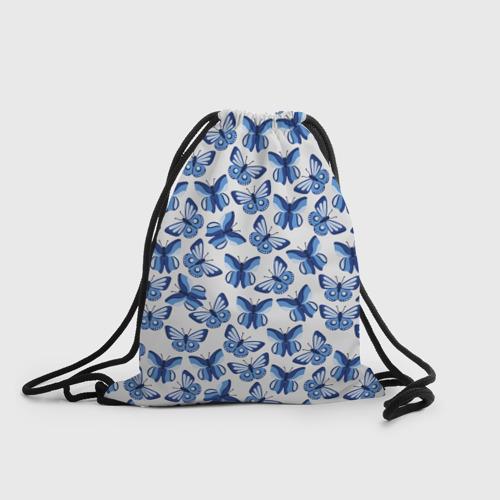 Рюкзак-мешок 3D Бабочки / Butterflies Фото 01