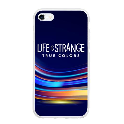 Чехол для iPhone 6/6S матовый Life is Strange: True Colors Фото 01
