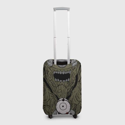 Чехол для чемодана 3D ТОБИ ИЗ НАРУТО | NARUTO Фото 01