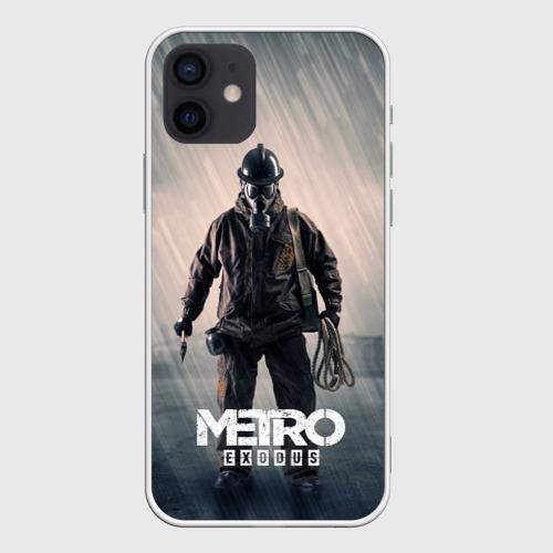 Чехол для iPhone 12 Mini Metro Exodus Фото 01