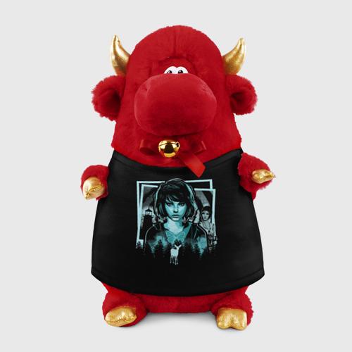 Игрушка Бычок в футболке 3D Life Is Strange Фото 01