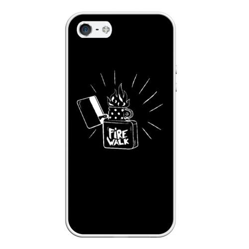 Чехол для iPhone 5/5S матовый Life Is Strange Фото 01