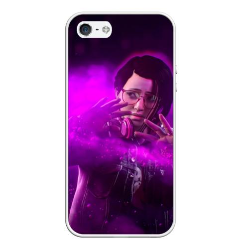 Чехол для iPhone 5/5S матовый Пурпур Фото 01