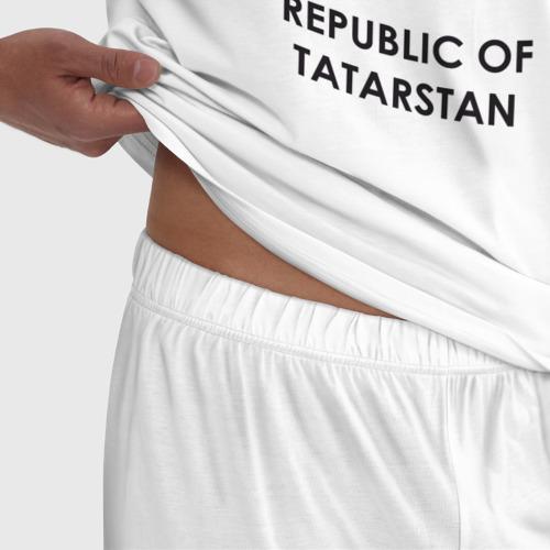 Мужская пижама хлопок Республика Татарстан 116 rus Фото 01