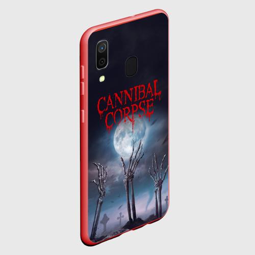 Чехол для Samsung A30 Cannibal Corpse | Труп Каннибала (Z) Фото 01