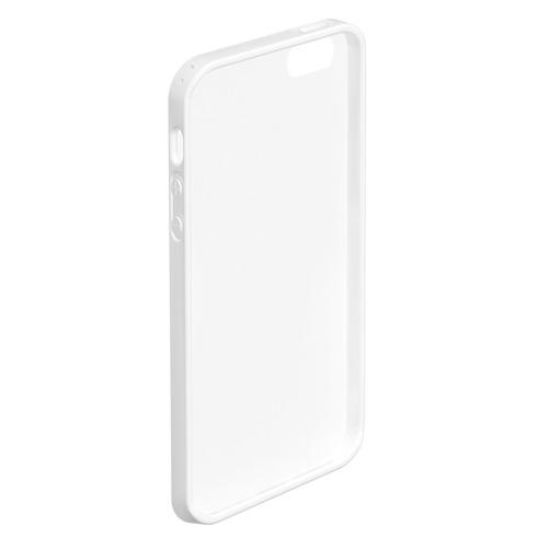 Чехол для iPhone 5/5S матовый Острые пики Фото 01