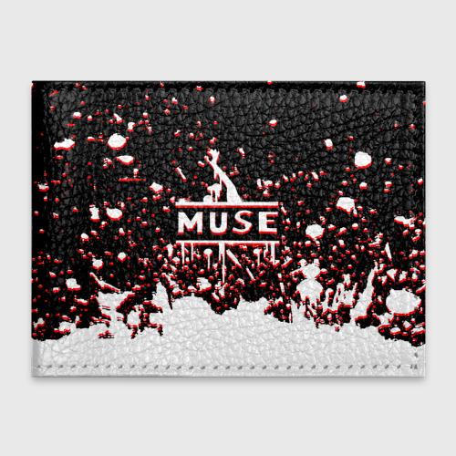 Обложка для студенческого билета muse. Фото 01