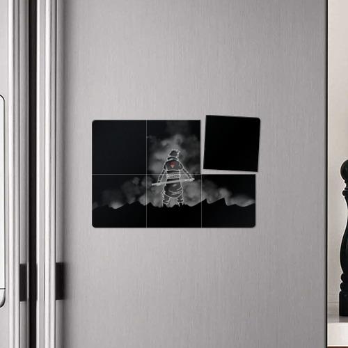 Магнитный плакат 3Х2 САСКЕ УЧИХА | SASUKE UCHIHA Фото 01