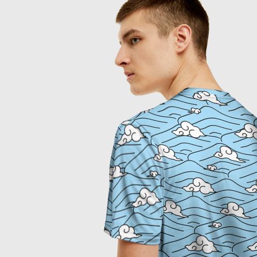 Мужская футболка 3D УРУКОДАКИ САКОНДЖИ Фото 01