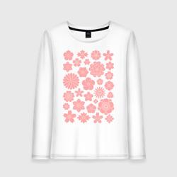 Цветочный узор Японские мотивы