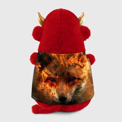 Игрушка Бычок в футболке 3D Огненная лиса Фото 01