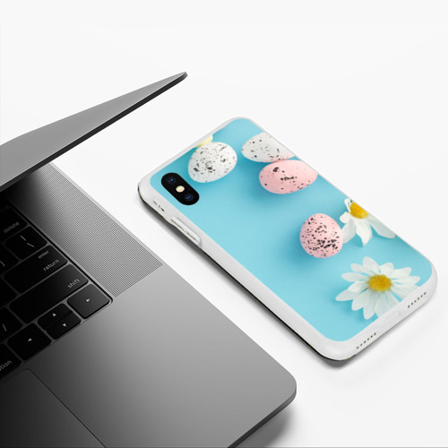 Чехол для iPhone XS Max матовый Пасха / Easter Фото 01