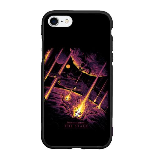 Чехол для iPhone 7/8 матовый AVENGED SEVENFOLD Фото 01