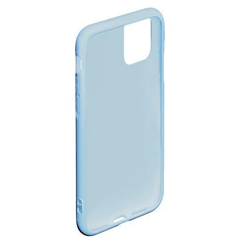 Чехол для iPhone 11 матовый Скриптонит/Свистки и бумажки Фото 01
