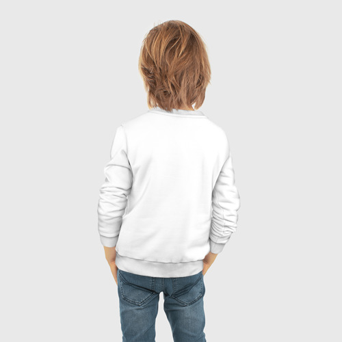 Детский свитшот хлопок Милая Кэ Цин Фото 01