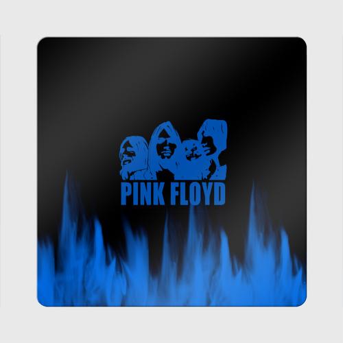 Магнит виниловый Квадрат pink rloyd Фото 01