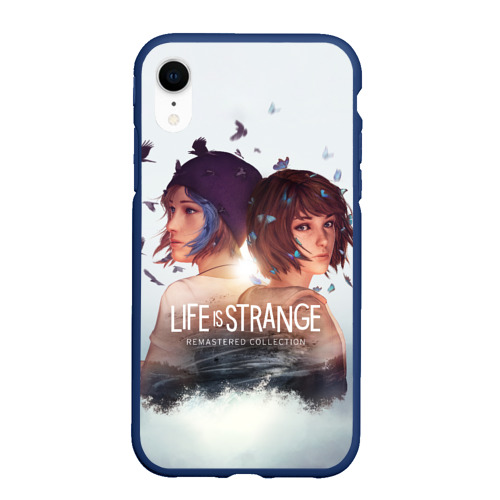 Чехол для iPhone XR матовый Life is strange Remaster  Фото 01