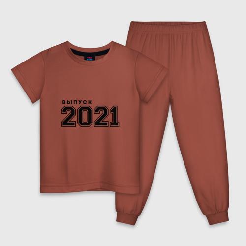 Детская пижама хлопок ВЫПУСК 2021 Фото 01