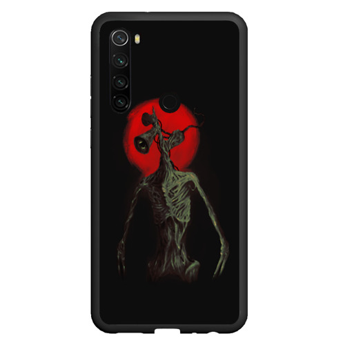 Чехол для Xiaomi Redmi Note 8 Siren Head | Monster Фото 01