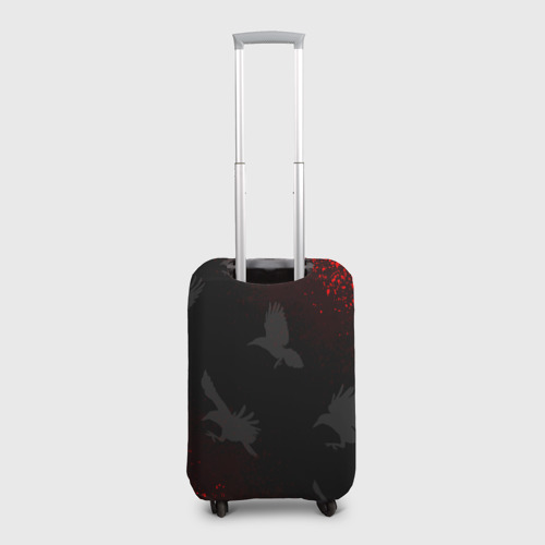 Чехол для чемодана 3D ВОРОН ИТАЧИ АКАЦУКИ | NARUTO Фото 01