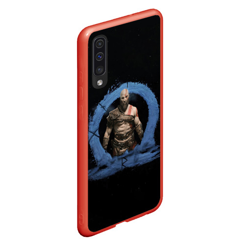 Чехол для Samsung A50 God of war | Ragnarok Фото 01