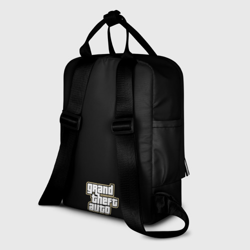 Женский рюкзак 3D Клод | GTA 3 Фото 01