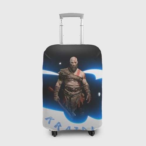 Чехол для чемодана 3D Power of Kratos Фото 01