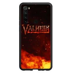 Valheim огненный лого