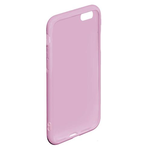Чехол для iPhone 6Plus/6S Plus матовый Жизнь странная штука Фото 01