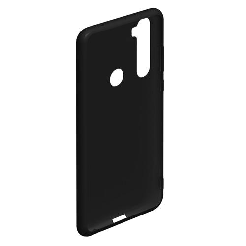 Чехол для Xiaomi Redmi Note 8 Жизнь странная штука Фото 01