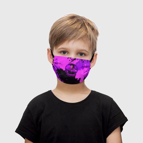Детская маска (+5 фильтров) Жизнь странная штука Фото 01