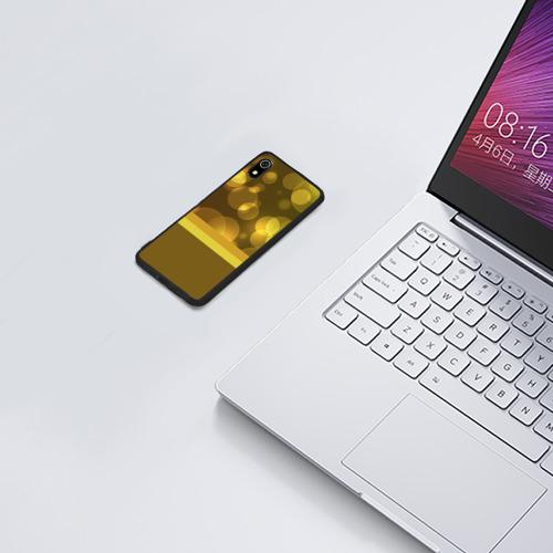 Чехол для Xiaomi Redmi Mi 7A Блики Фото 01