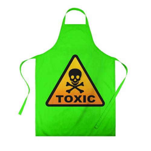 Фартук 3D Toxic People Фото 01