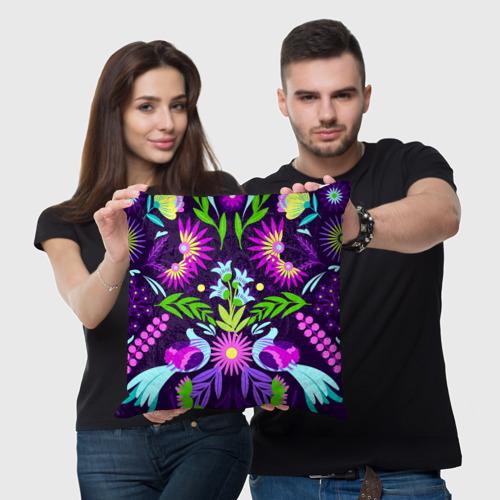 Подушка 3D Мексиканская феерия Фото 01