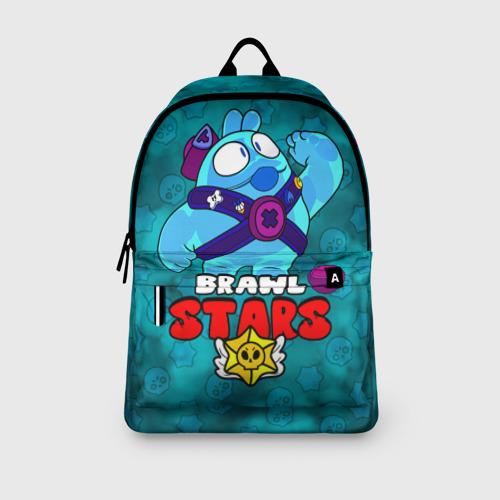 Рюкзак 3D Brawl Stars/Squeak Фото 01
