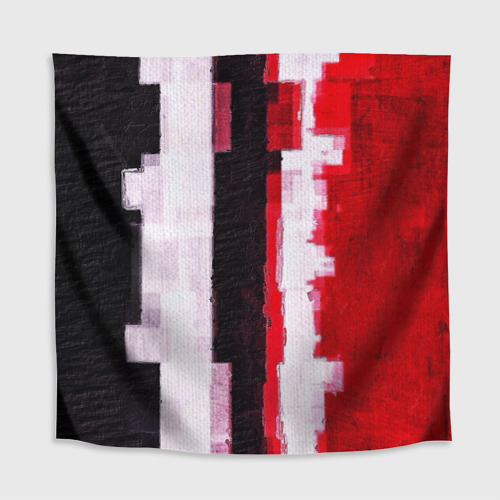 Скатерть 3D BLACK&RED Фото 01