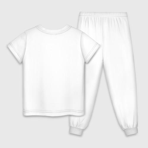 Детская пижама хлопок Цыпочка, которая любит K-POP Фото 01