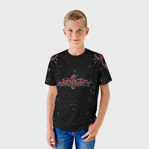 Детская футболка 3D D.A.ARCHITECTS Фото 01